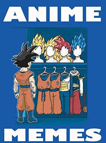 MEMES: Hilarious Anime Memes & Jokes - Memes Free, Ultimate Memes, Memes Book, Japanese Comic Books, and more
