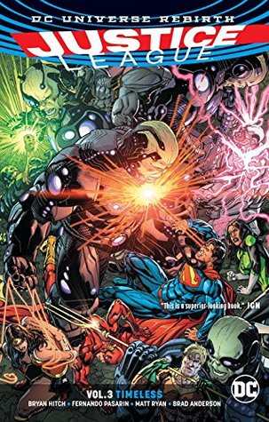 Justice League, Volume 3: Timeless
