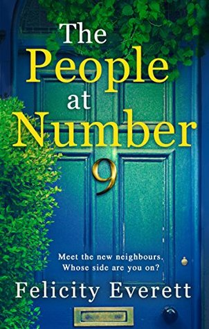 Image result for The People at Number 9 by Felicity Everett
