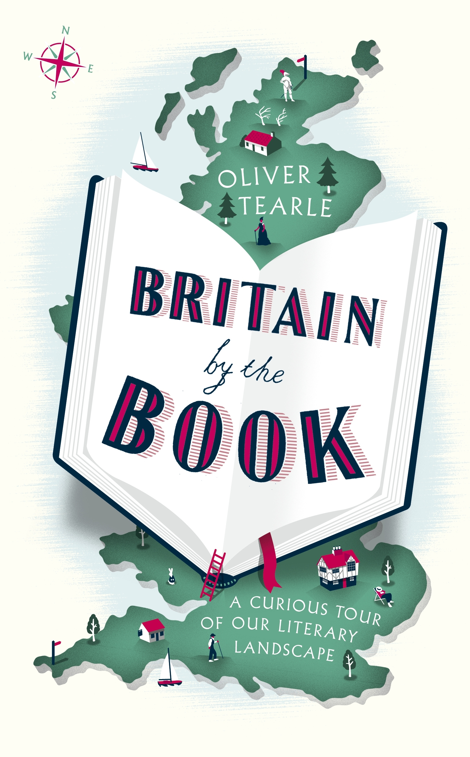 Britain by the Book: A Curious Tour of Our Literary Landscape