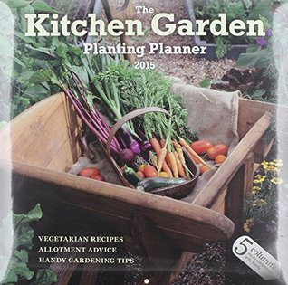 Kitchen Garden Planting Wall: 12x12 Planner