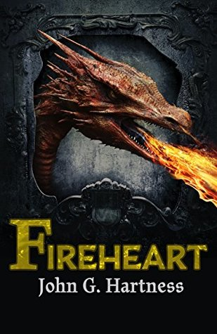 Fireheart: An Urban Fantasy Novel