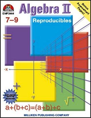 Algebra II (Milliken Math)