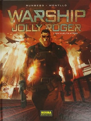 WARSHIP JOLLY ROGER 1 SIN VUELTA ATRAS