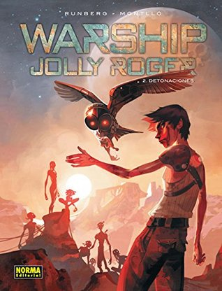 Warship jolly roger 2 detonaciones