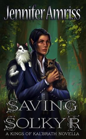 Saving Sol'kyr by Jennifer Amriss