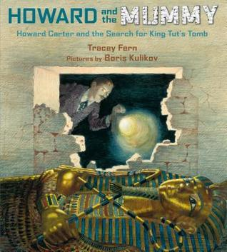 https://www.goodreads.com/book/show/35540349-howard-and-the-mummy