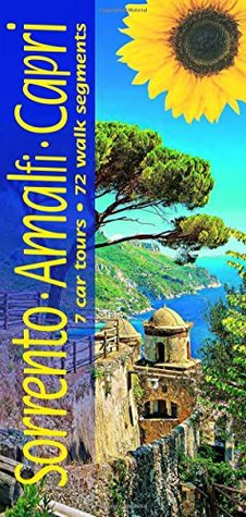 Sorrento, Amalfi and Capri: 7 Car Tours, 72 Walk Segments
