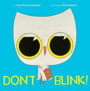 {Tour}:  Don't Blink! by Amy Krouse Rosenthal (Mini Swoon!)
