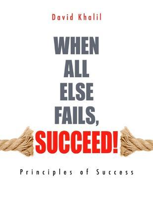 When All Else Fails, Succeed!: Principles of Success