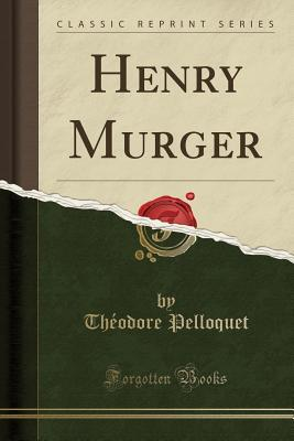 Henry Murger