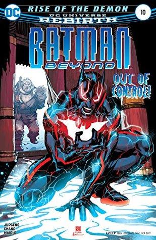 Batman Beyond (2016-) #10