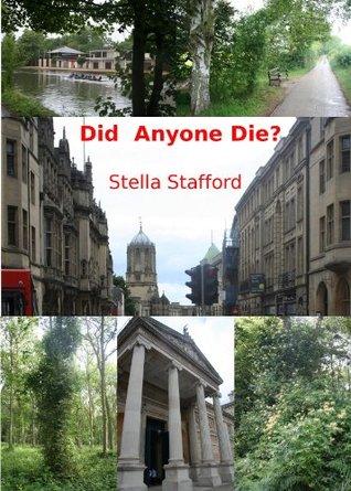 Did Anyone Die? (Little Wychwell Mysteries #1)