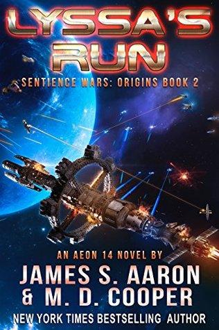 Lyssa's Run by James S. Aaron