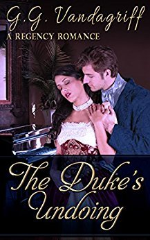 The Duke's Undoing (Six Rogues and Their Ladies #1)