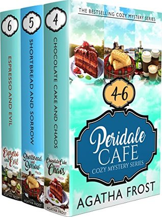 Peridale Cafe 4 6 Mystery By Agatha Frost