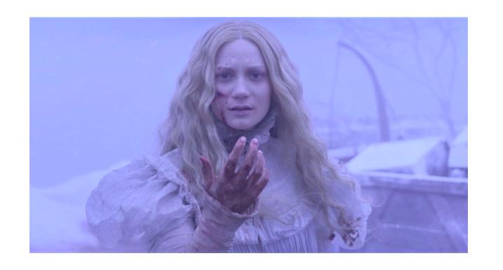 I Don't Want to Close My Eyes: Edith Cushing, Crimson Peak, and Gothic Girlhood