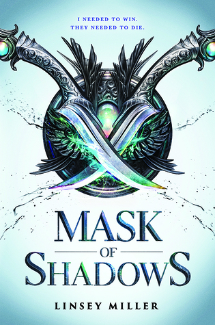 Image result for mask of shadows by linsey miller