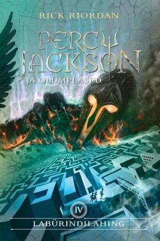 Labürindilahing (Percy Jackson #4)