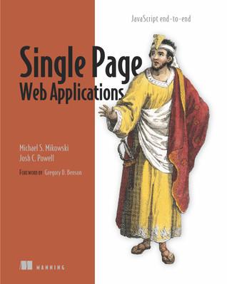 Single Page Web Applications