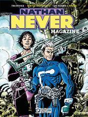 Nathan Never Magazine 2017