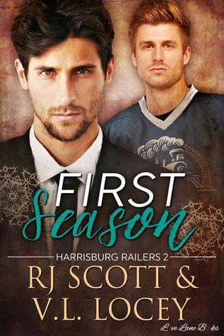 Release Day Review of First Season (Harrisburg Railers #2) by R.J. Scott and V.L. Locey