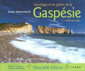 Les plages et les grèves de la Gaspésie