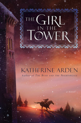 Image result for girl in the tower katherine arden