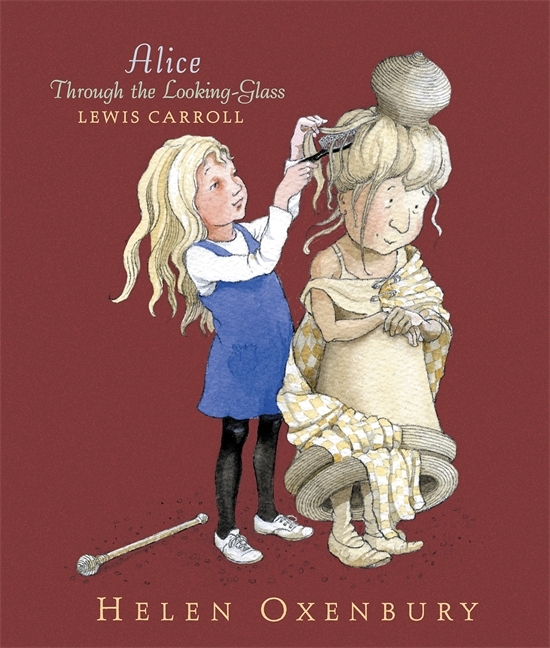 Alice Through the Looking-Glass: And What She Found There