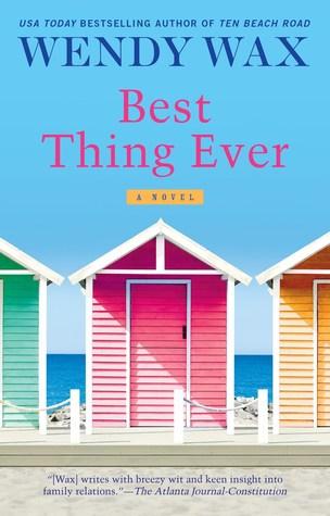 Best Thing Ever (Ten Beach Road, #6)