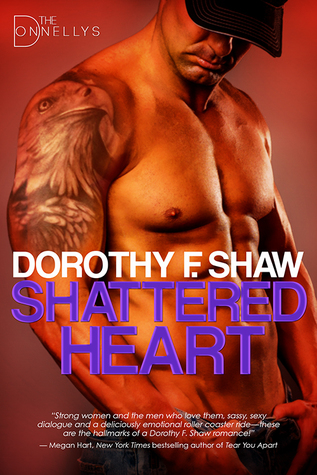 Shattered Heart (The Donnellys, #3)