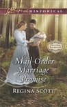 Mail-Order Marriage Promise (Frontier Bachelors #6)
