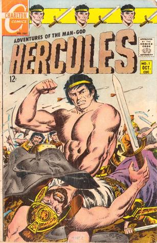 adventures of the Man God, Hercules #1