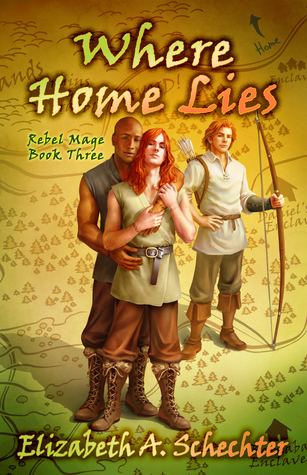 Where Home Lies by Elizabeth Schechter