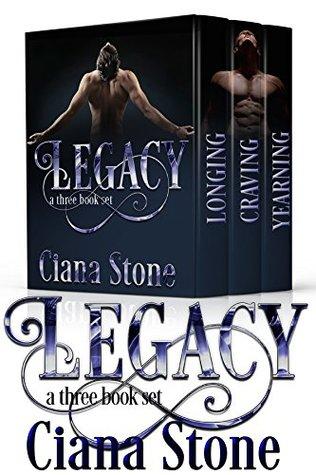 Legacy: a three book set