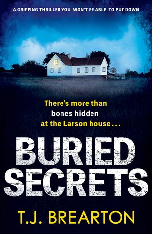 T.J. Brearton: Buried Secrets