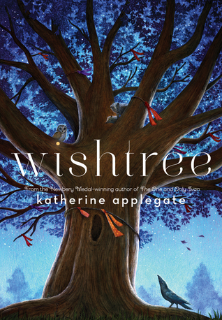 Wishtree cover (link to Goodreads)