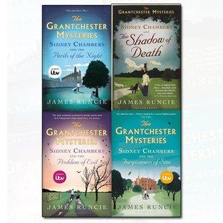 Grantchester Mysteries Collection James Runcie 4 Books Bundle
