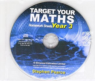 Target Your Maths Year 3 Homework CD