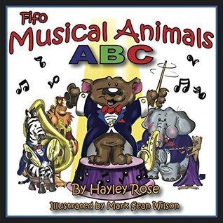 Fifo Musical Animals ABC (Fifo the Bear)