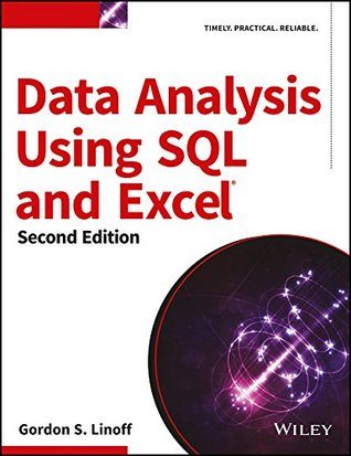 Data Analysis Using SQL and Excel, 2ed