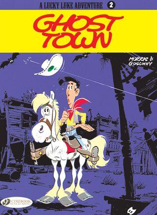 Ghost Town (Lucky Luke, #2)