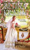A Good Day to Marry a Duke (Sin and Sensibility, #1)