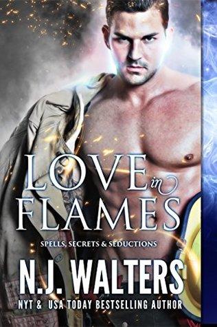 Love in flames by nj walters fandeluxe Images