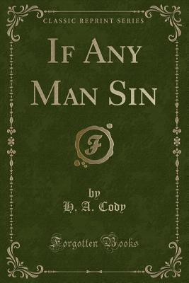 if-any-man-sin-classic-reprint