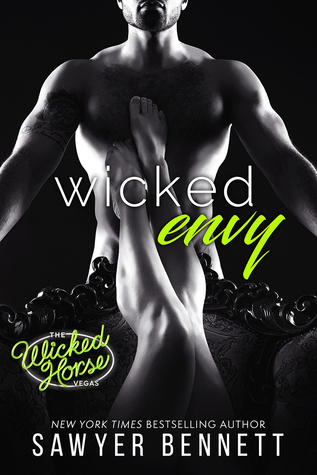 Wicked Envy (The Wicked Horse Vegas, #3)
