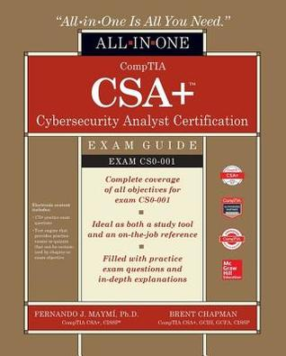 Comptia CSA+ Cybersecurity Analyst Certification All-In-One Exam Guide (Cs0-001) (eBook)