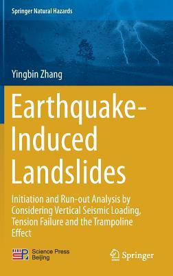 Earthquake-Induced Landslides: Initiation and Run-Out Analysis by Considering Vertical Seismic Loading, Tension Failure and the Trampoline Effect