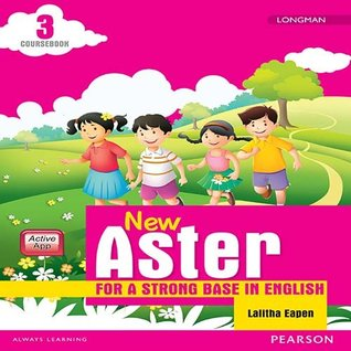 New Aster: Coursebook by Pearson for CBSE class 3