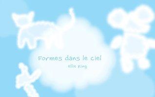 Livre pour bébé: Formes dans le ciel :
